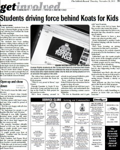 Post Event Article - Selkirk Record Pg2