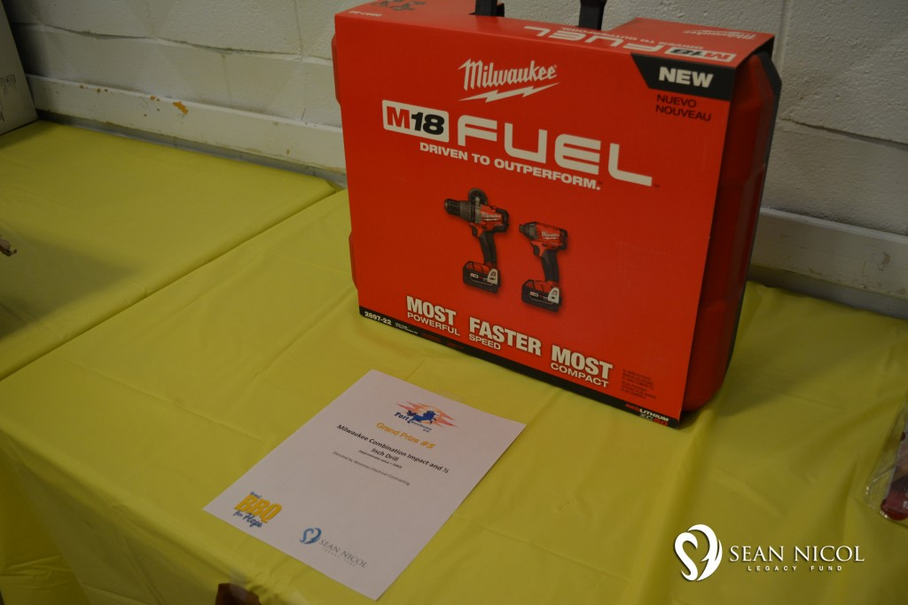 Drill Prize - Westman Electrical Contracting